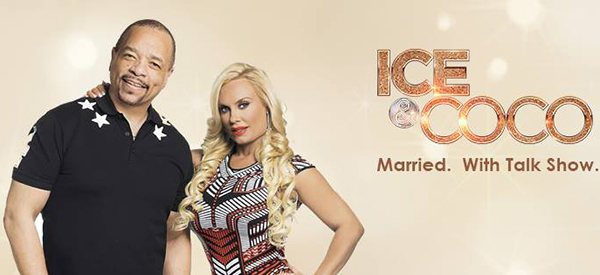Ice & Coco Talk Show Artwork